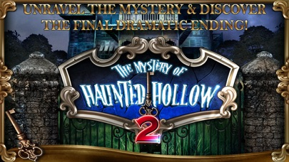 Mystery of Haunted Hollow 2: Point & Click Games-0