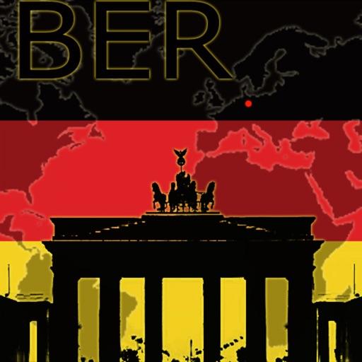 Берлин Карта