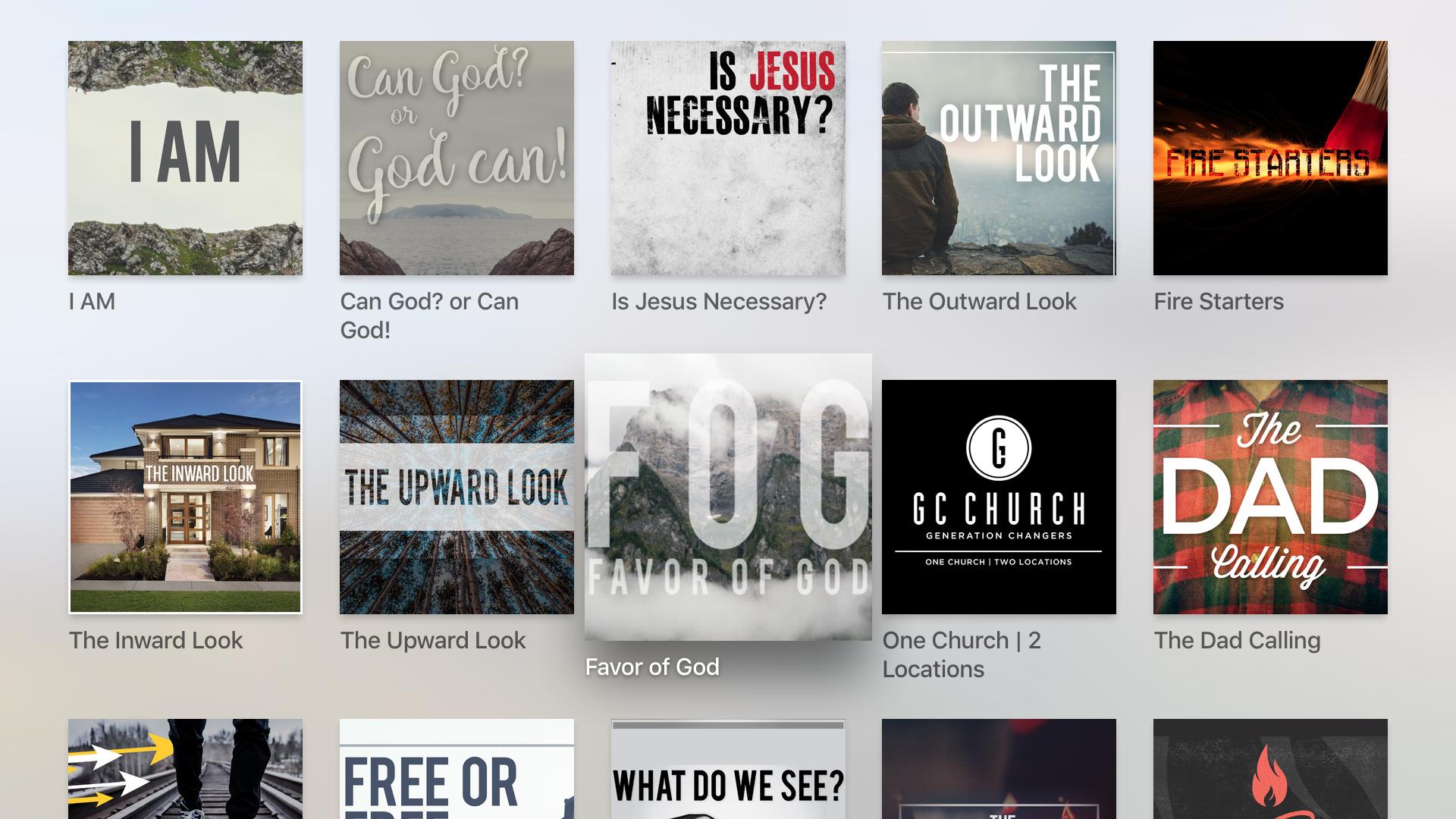 GC Church screenshot 10