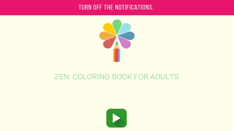 Zen: coloring book for adults