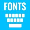 Font Keyboard - Cool Fonts, Custom keyboard Themes - iPhoneアプリ