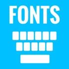Font Keyboard - Cool Fonts, Custom keyboard Themes icon
