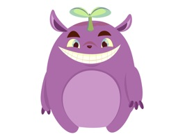 Perry the Purple Monster