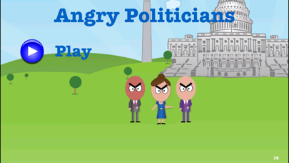 Angry Politicians 2012 screenshot one
