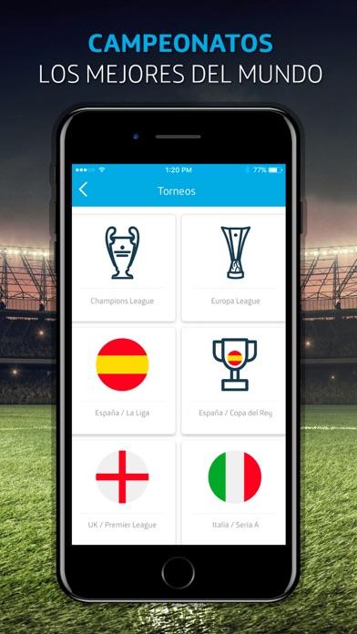 Screenshot for Gol Movistar in Peru App Store