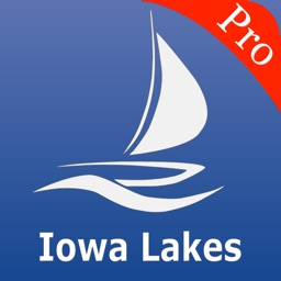 Iowa Lakes Nautical Charts Pro