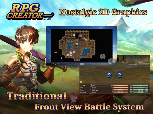 RPG Creator on the App Store