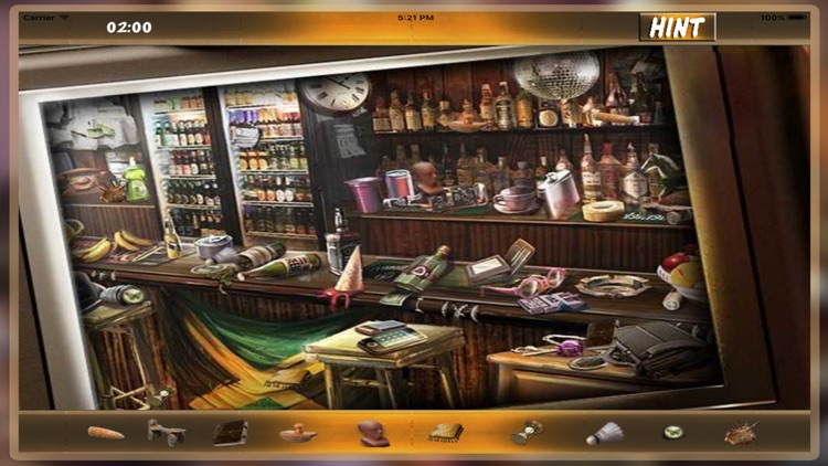 Hidden Object The Spy Photos screenshot-3
