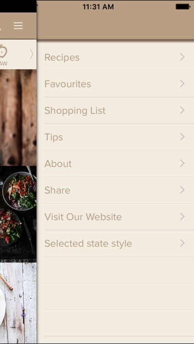 Screenshot for Food Fix Up in United Arab Emirates App Store