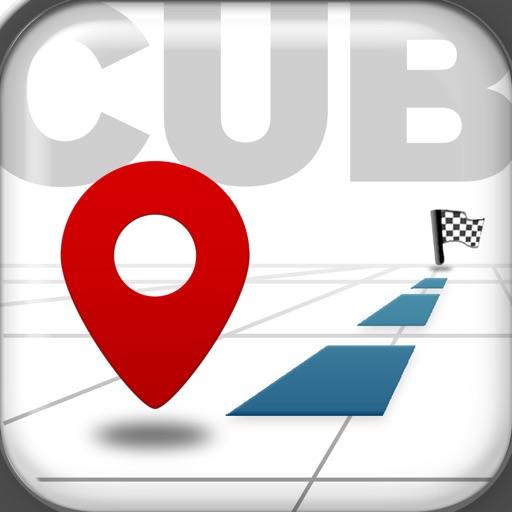 Куба Карта