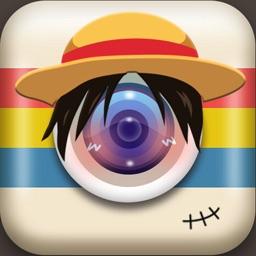Cosplay Face Camera -Cartoon Filters Video Selfies