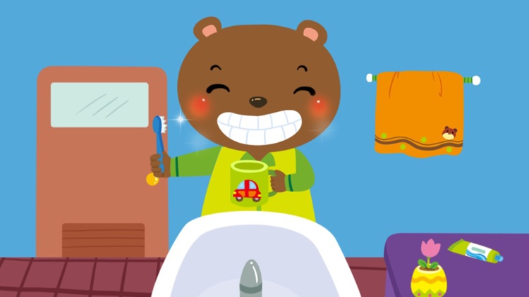 Babies learn to brush teeth - Game for Kids screenshot-4