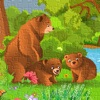 Animal Jigsaw Puzzles Game for Kids HD Free