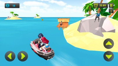 Kids Jetski Power Boat screenshot 3