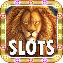 Safari Golden King Lion & Way Tiger Slots