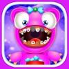 Monster Dentist Doctor Shave - Kid Games Free
