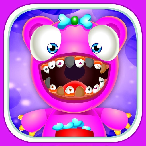 Monster Dentist Doctor Shave - Kid Games Free
