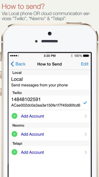 SA Group Text screenshot-3