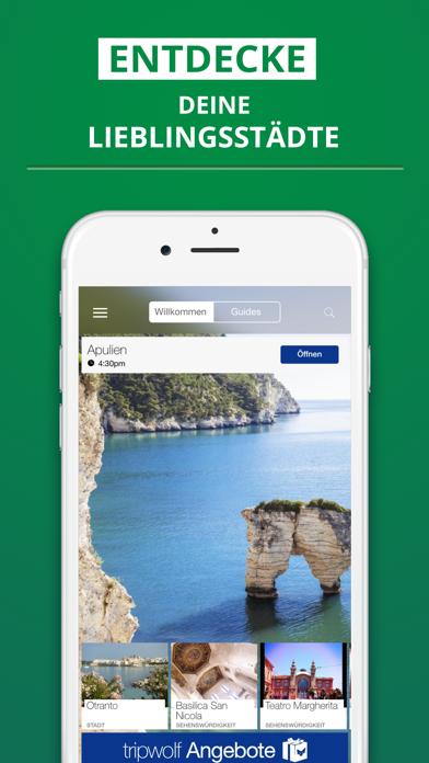 Apulien - Reiseführer & Offline Karte