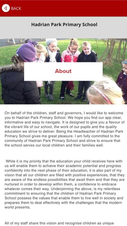 Hadrian Park Primary School