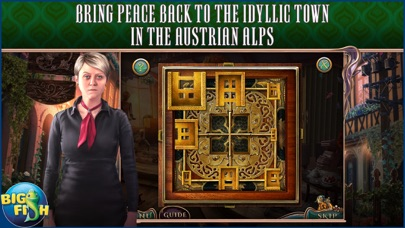 Off The Record: The Art of Deception - A Hidden Object Mystery (Full) Screenshots