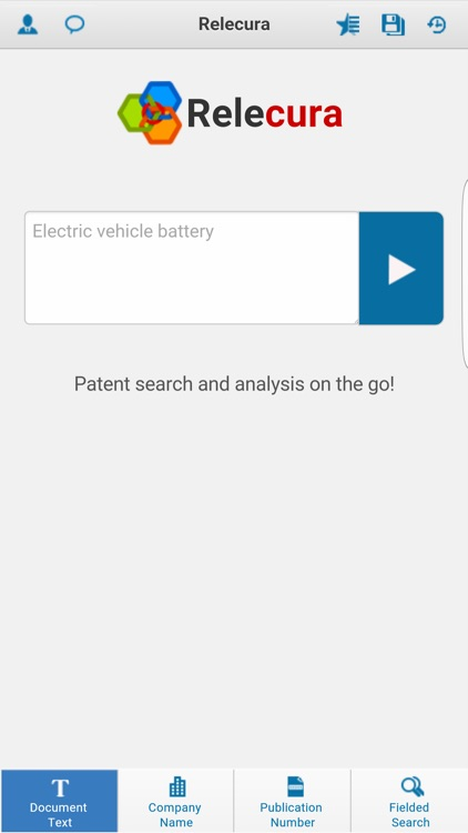 Relecura Patent Search and Analytics