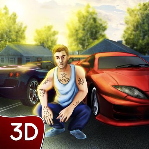 Gang City Wars - Cars Chase iOS App