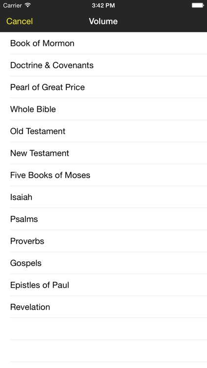 LDS Scripture Reading Plan screenshot-3
