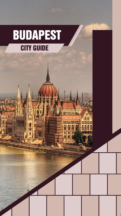 Budapest Tourist Guide screenshot-0