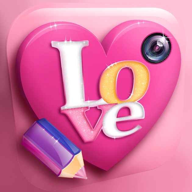 Photo Editor With Love Quotes Adorable Love Text On Picture Editor  Tool For Adding Cute Quotes And