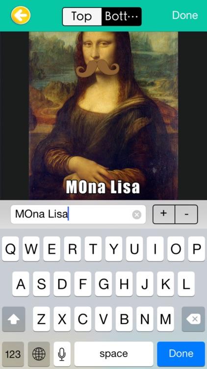 Go Mo Free Stickers & Meme Generator screenshot-3