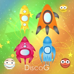 DiscoG - Mission 2 Maths for iPad
