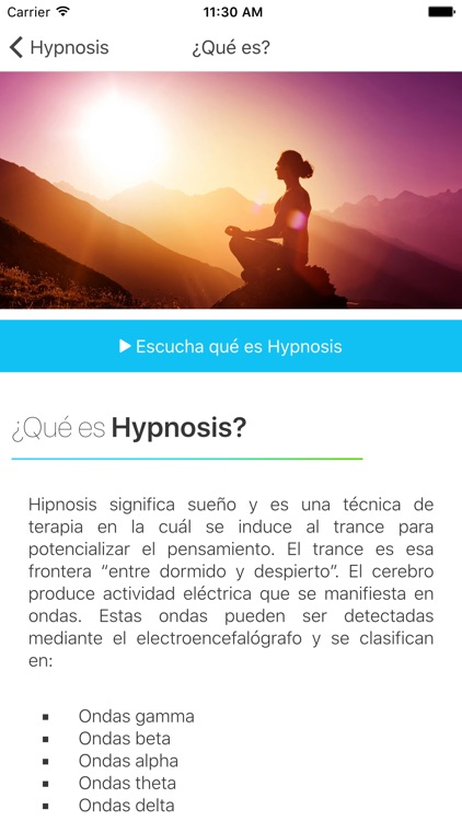 Hypnosis Personal screenshot-1
