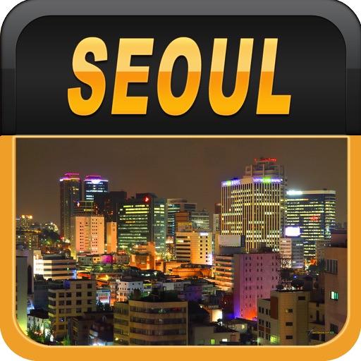 Seoul Offline Map Travel Guide