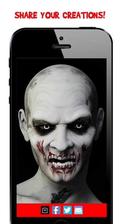 Corpse Cam Photo Editing Booth screenshot-4
