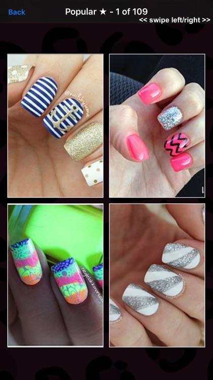 Nail Salon Designs Pro - Polish, Nails, Manicures