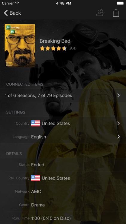 My Movies - Movie & TV screenshot-4