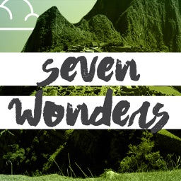 Seven Wonders Of The World - Animated Exploration