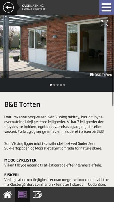 VisitSkanderborg screenshot three