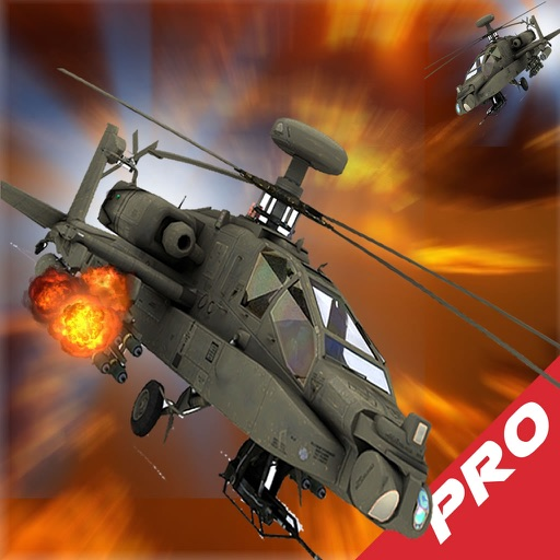 A Infinite Helicopter Combat Deluxe Pro - An Addictive Power In Heaven