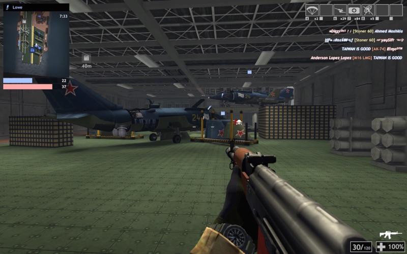 War Trigger 2 скриншот программы 4
