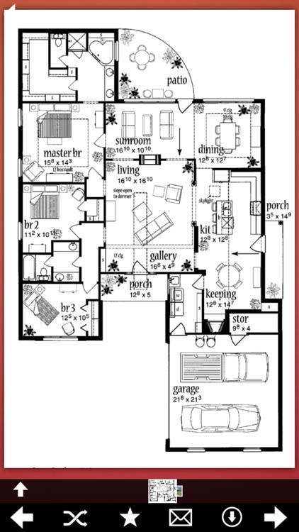 Country House Plans Ideas