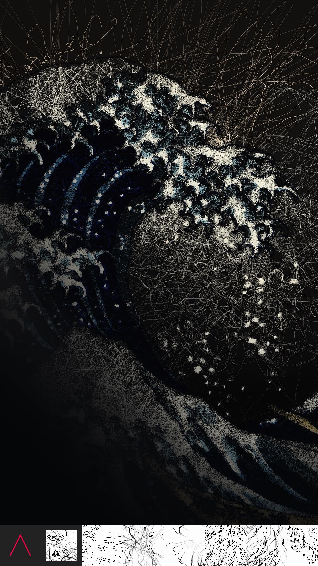 LightWeaver – Cool photo effects Screenshot