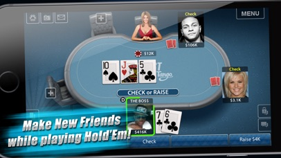 Pokerist for Tango app image