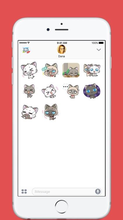 Hoshi & Luna Diary [Animated] stickers by ZIRIUS