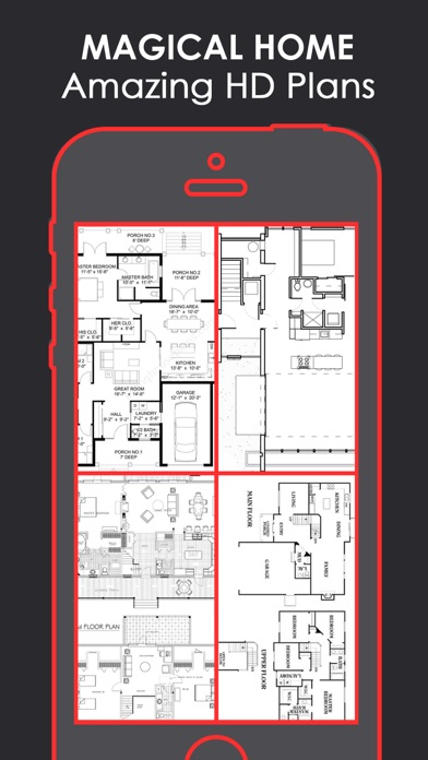 Download Magical Floor Plan | Layout & Home Designs catalog for Pc