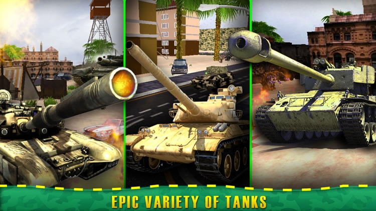 World of Tank Assault : HV Convey Defender from Enemy in World War 2 screenshot-3