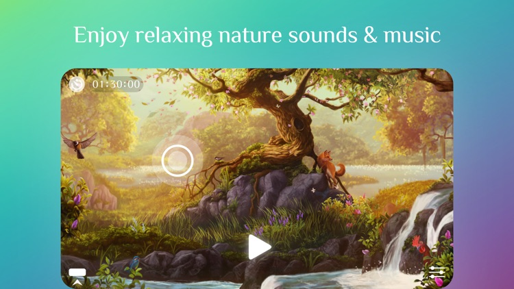 Away ~ Nature Sounds to Sleep