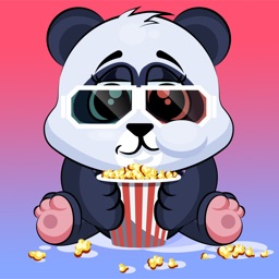 Panda Stickers Pack for iMessage