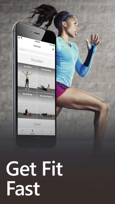 download Female Fitness Women Workout apps 2
